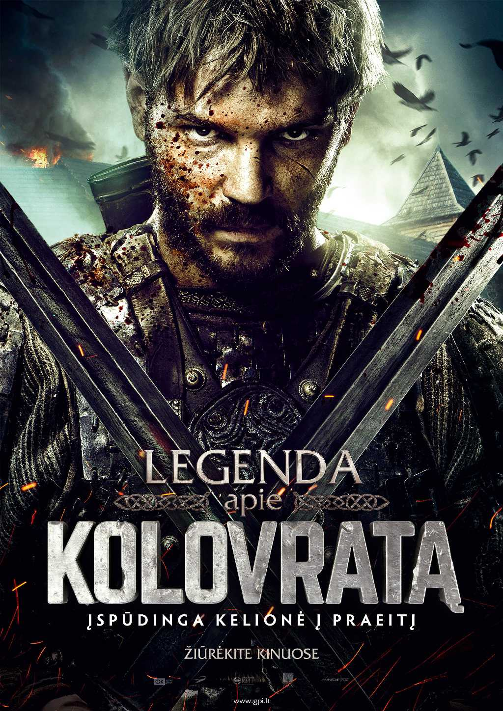 Legenda apie Kolovratą ( Легенда о Коловрате)