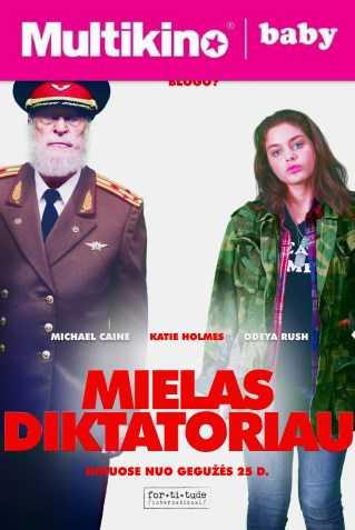 MultiBabyKino: Mielas Diktatoriau (Dear Dictator)