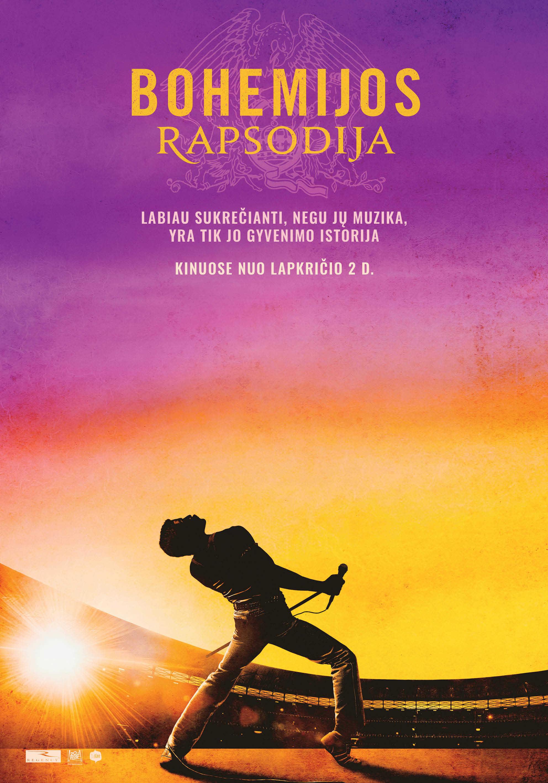 Bohemijos Rapsodija (Bohemian Rhapsody)