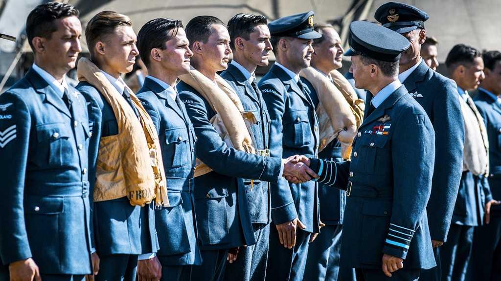 18-asis lenkų kino festivalis. 303 eskadrilė. Tikra istorija (Dywizjon 303. Historia prawdziwa)
