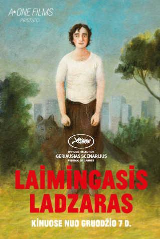 Laimingasis Ladzaras (Happy as Lazzaro)