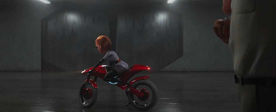 MultiBabyKino: Nerealieji 2 (Incredibles 2)