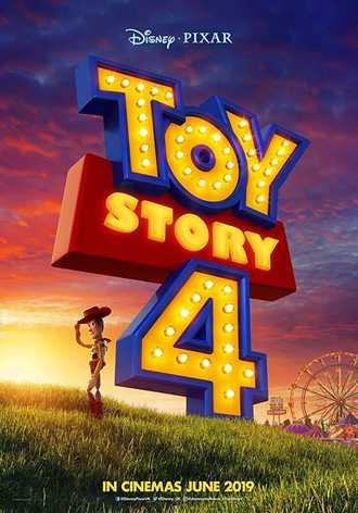 ŽAISLŲ ISTORIJA 4 (Toy Story 4)
