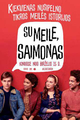 Su meile, Saimonas (Love, Simon)