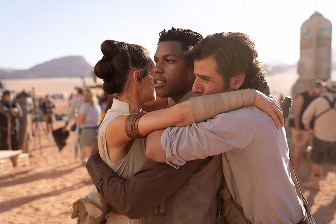ŽVAIGŽDŽIŲ KARAI. SKAIVOKERIO IŠKILIMAS (Star Wars: The Rise of Skywalker)