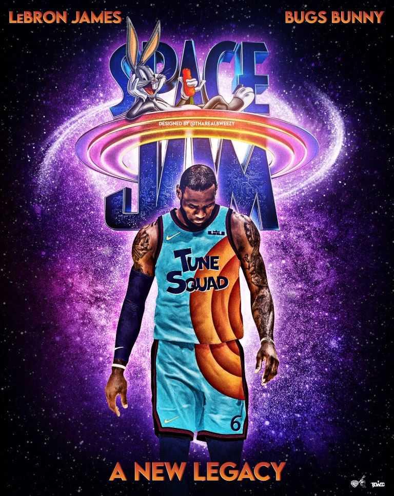 Kosminis krepšinis 2 (Space Jam: A New Legacy)