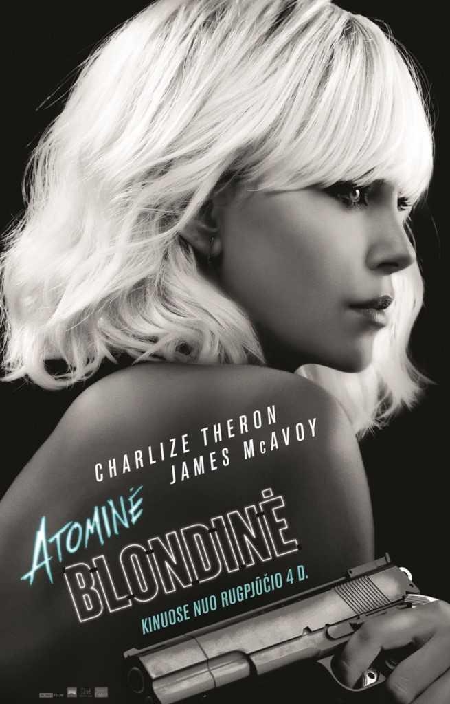 Atominė blondinė (Atomic Blonde)