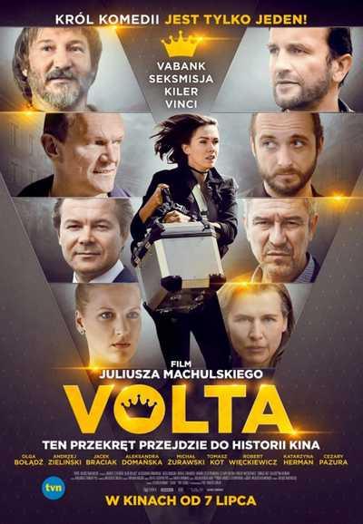 Lenkų kino savaitė : Volta (Volta)