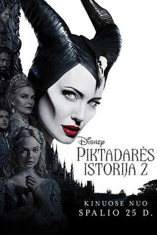 Piktadarės istorija 2 (Maleficent: Mistress of Evil)