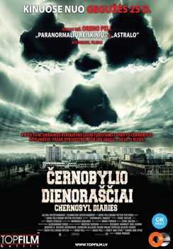 Černobylio dienoraščiai