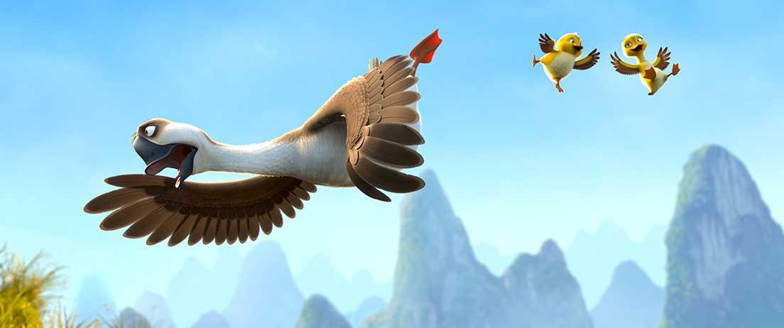 Du Ančiukai Ir Žąsinas (Duck Duck Goose)