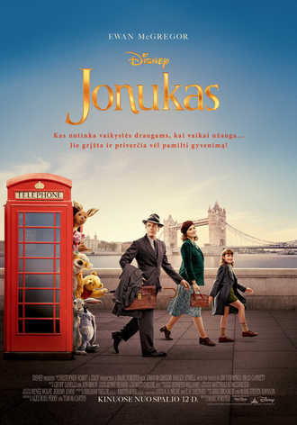 Jonukas (Christopher Robin)