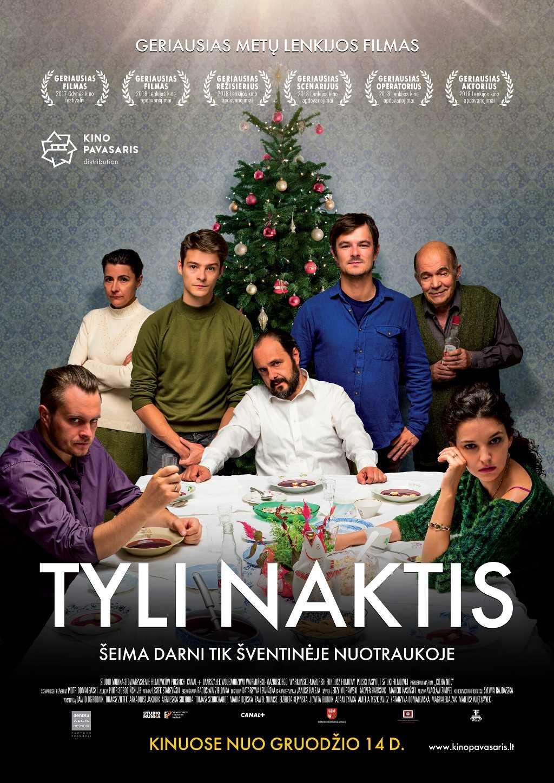 TYLI NAKTIS (CICHA NOC)