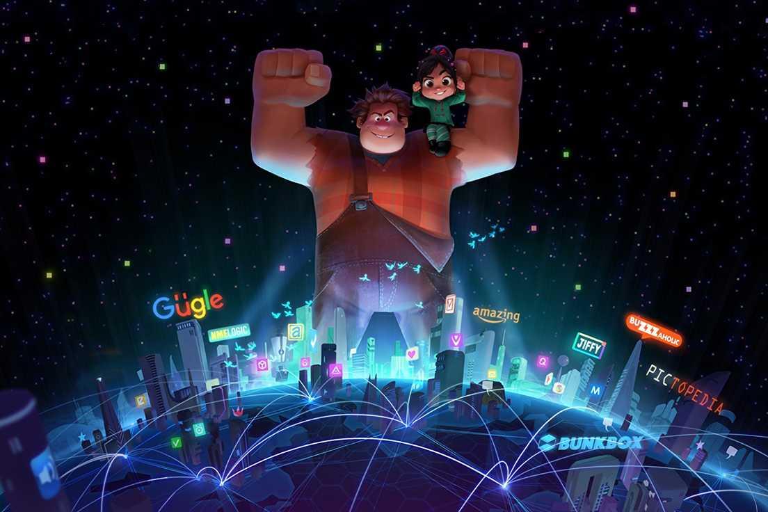 Multikinukas: Ralfas Griovėjas 2 (Ralph Breaks the Internet: Wreck-It Ralph 2)