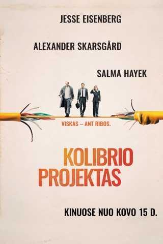 KOLIBRIO PROJEKTAS (Hummingbird Project)