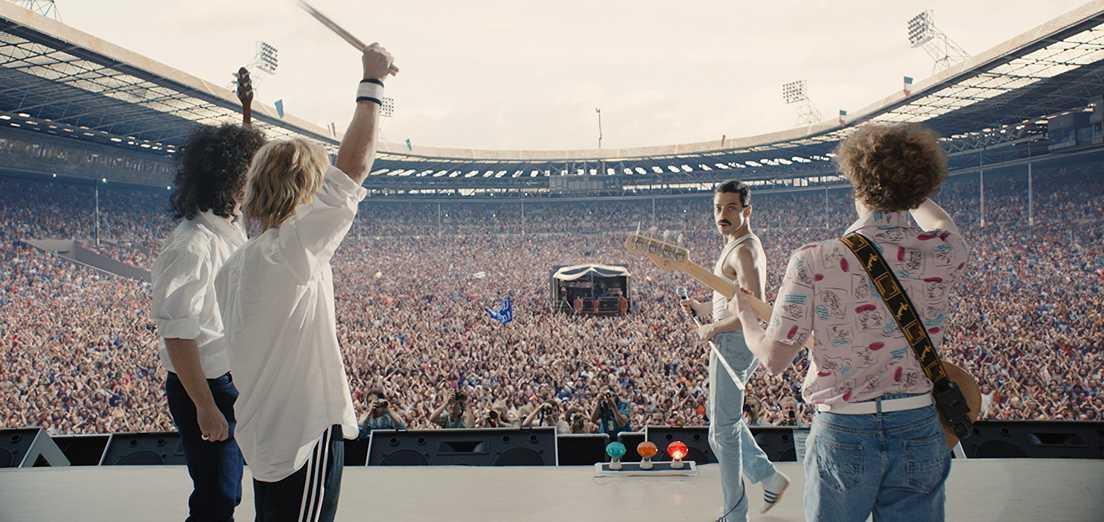 Klajumo kino seansas : Bohemiška Rapsodija (Bohemian Rhapsody)