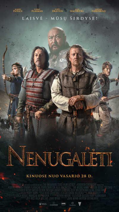 NENUGALĖTI (The Rising Hawk)