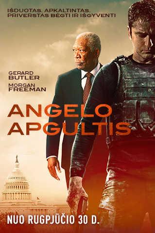 ANGELO APGULTIS (Angel Has Fallen)