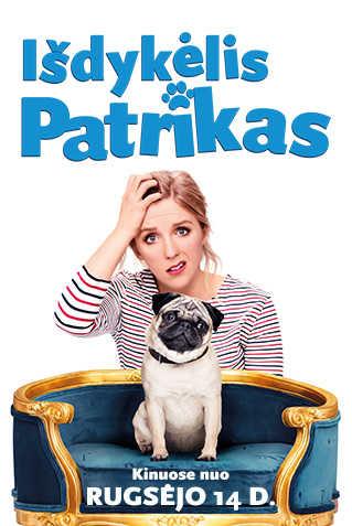 IŠDYKĖLIS PATRIKAS (Patrick)