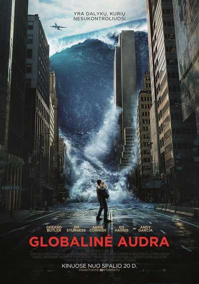 Globalinė audra (Geostorm)