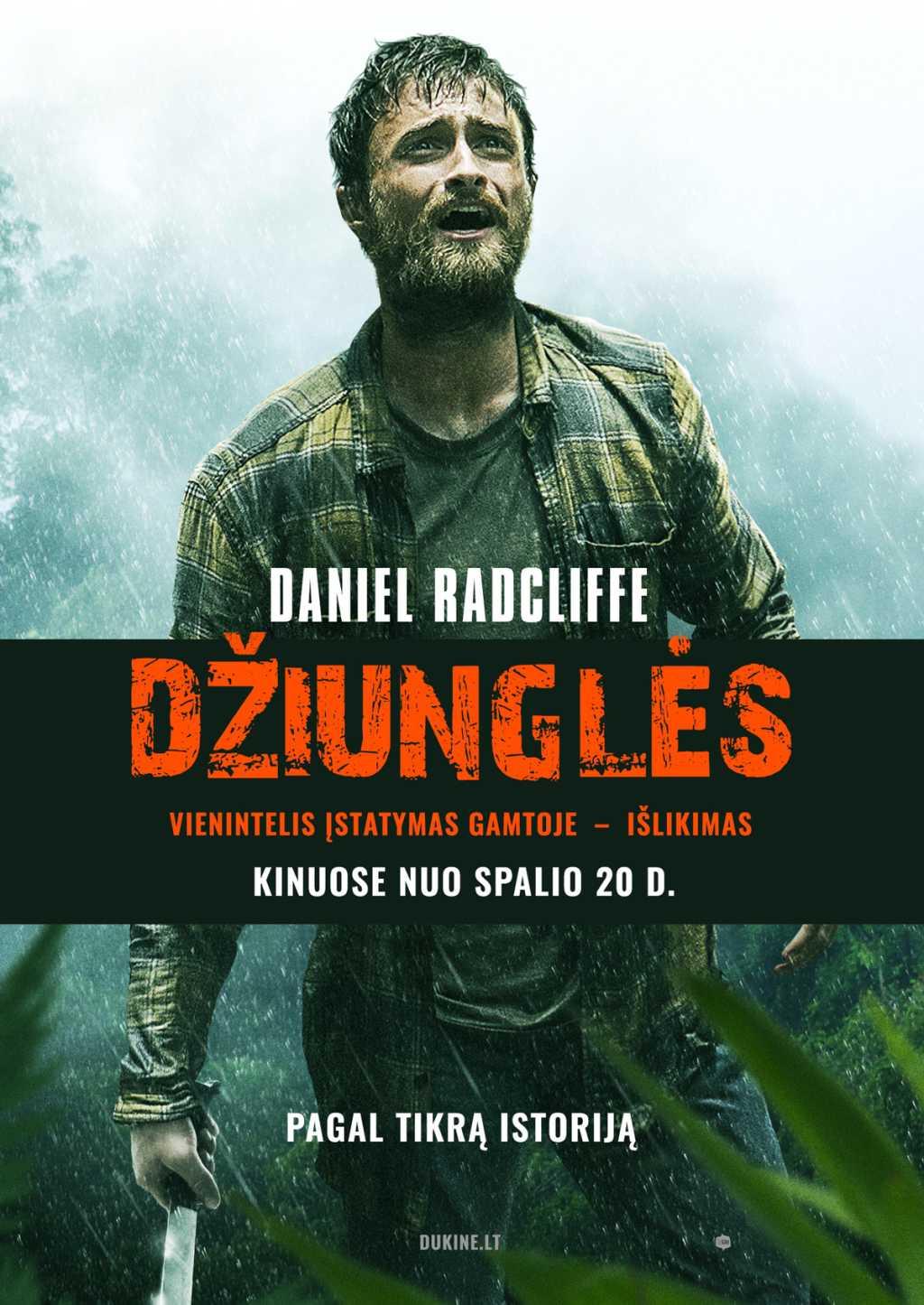 DŽIUNGLĖS (Jungle)