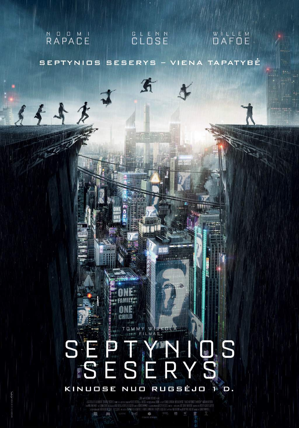 Septynios seserys (What Happened to Monday?)