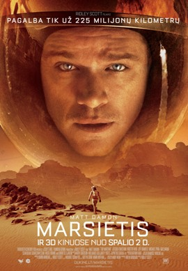 Marsietis (The Martian)