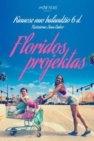 Floridos Projektas (THE FLORIDA PROJECT)