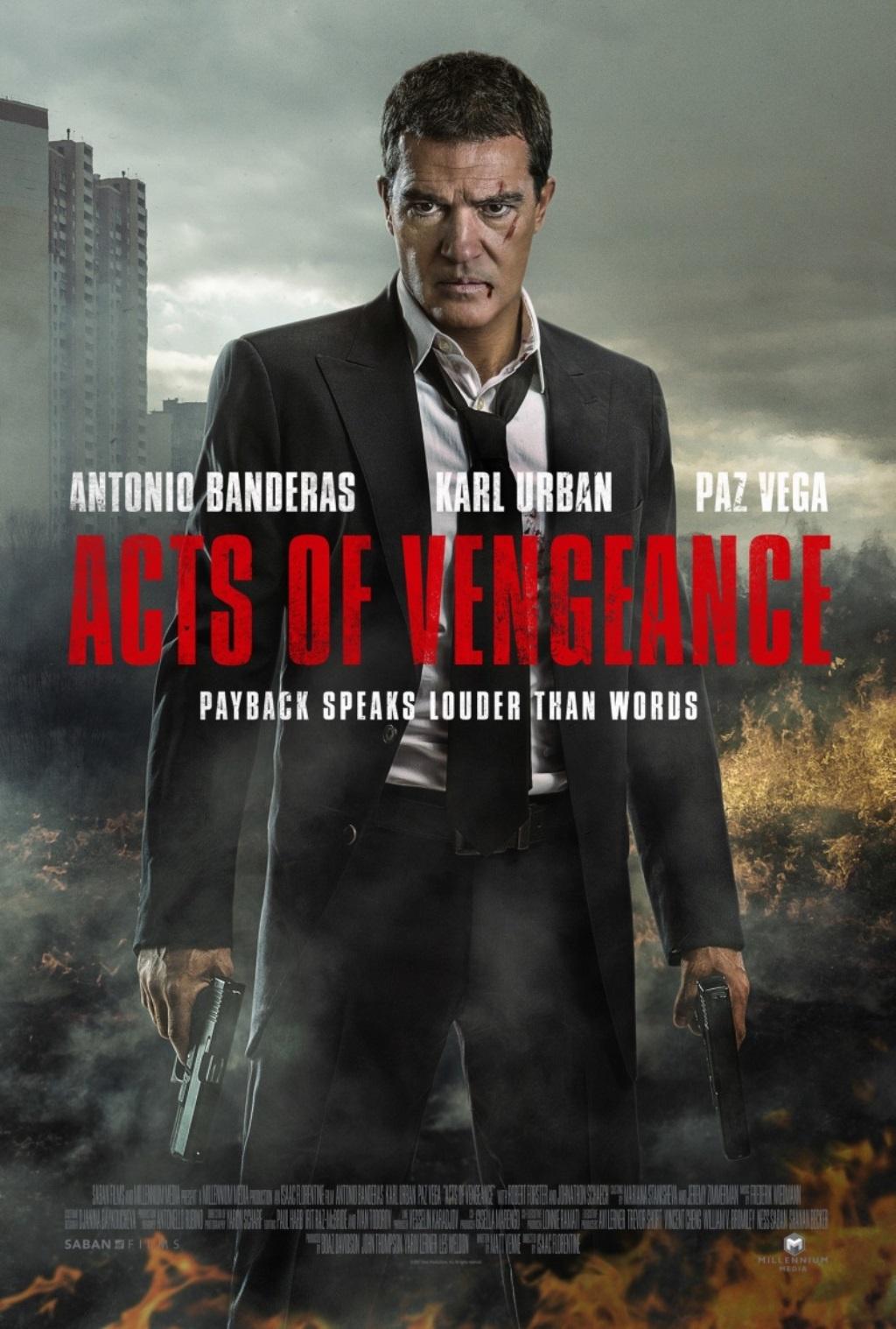 Keršto įstatymas (Acts of Vengeance )