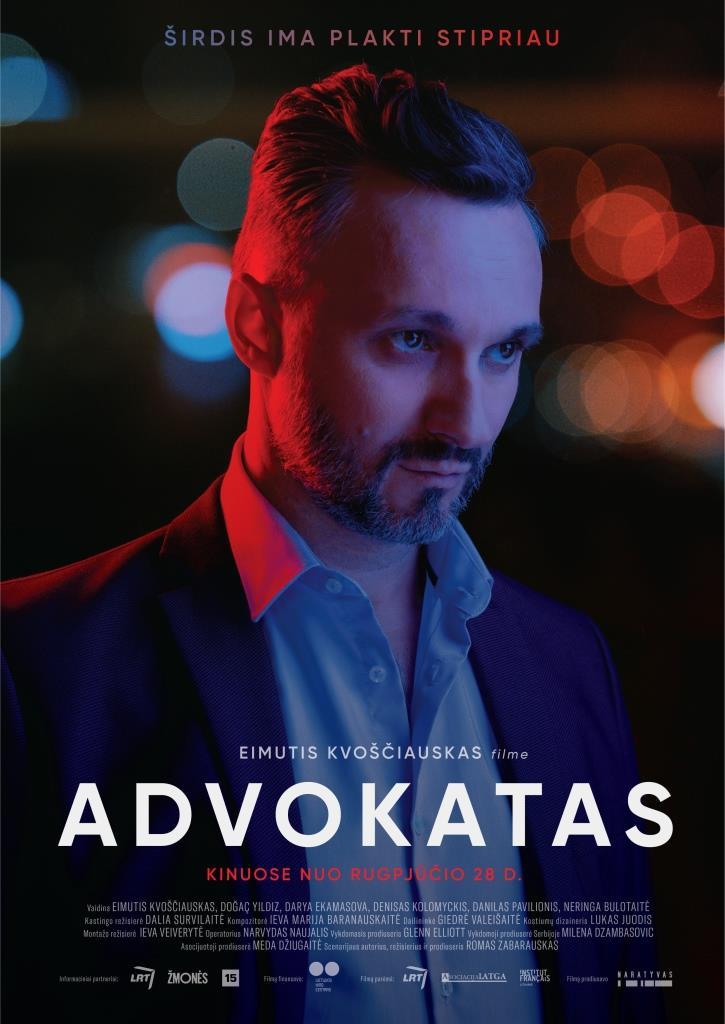 ADVOKATAS (The Lawyer)