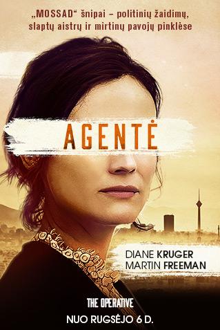 Agentė (Operative)