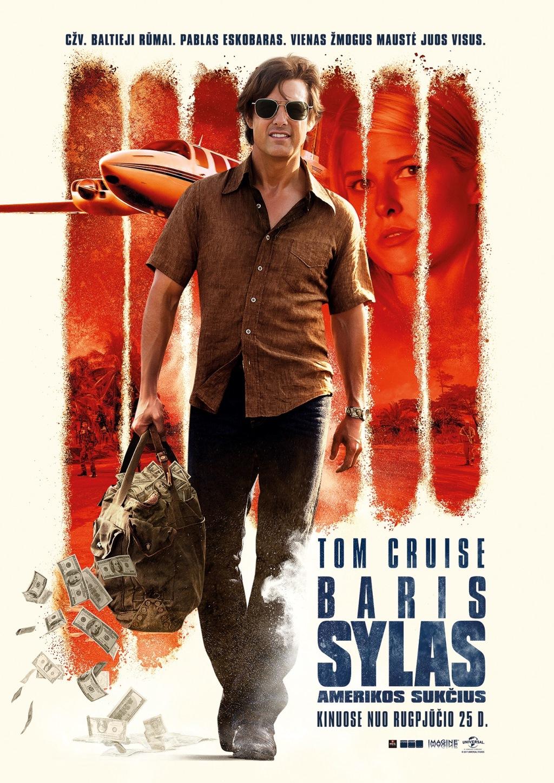 Baris Sylas: Amerikos sukčius (American Made)