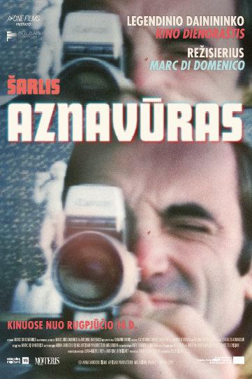 ŠARLIS AZNAVŪRAS (Le regard de Charles)