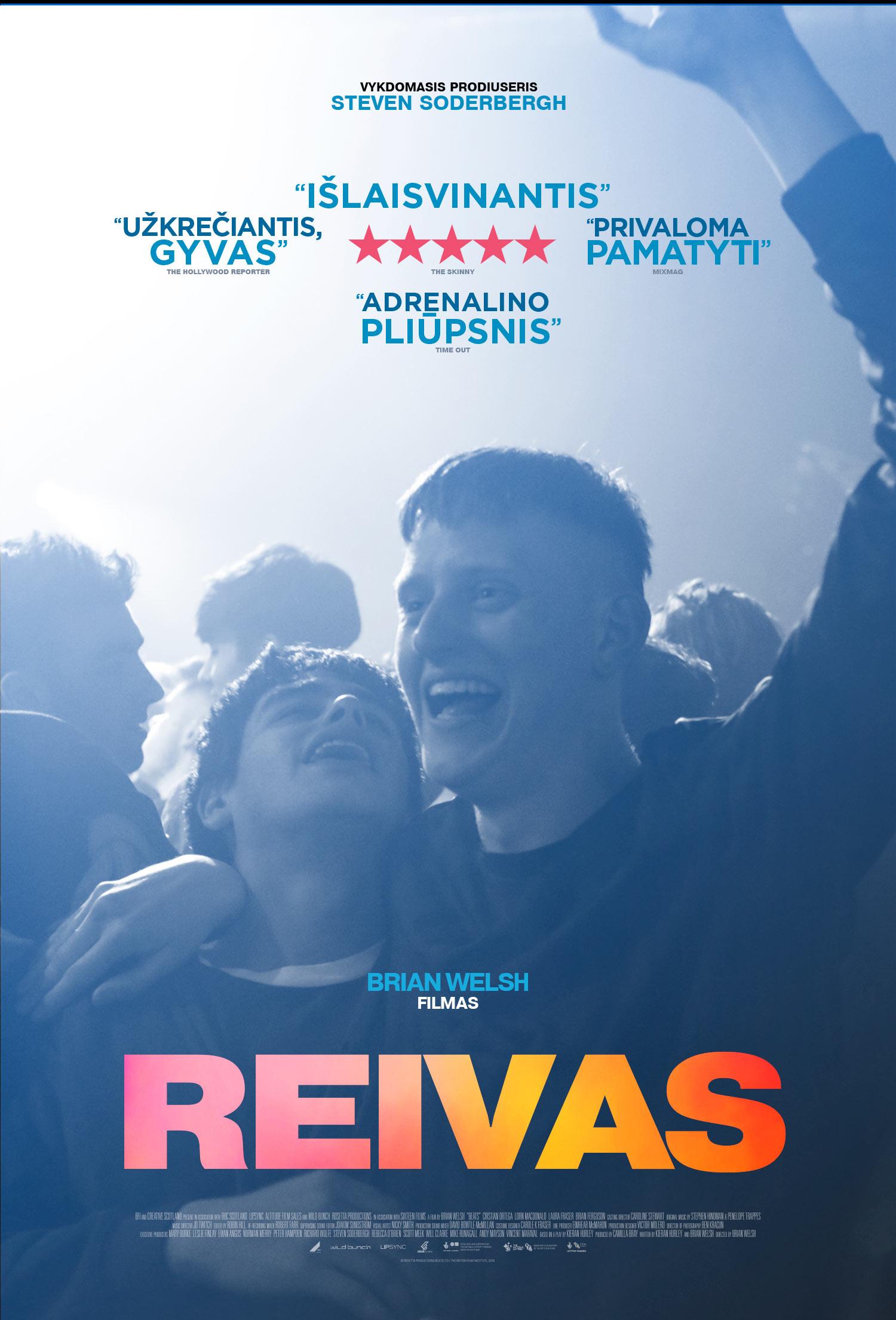 REIVAS (Beats)