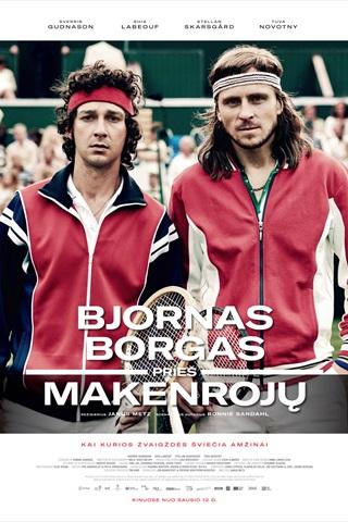 Bjornas Borgas prieš Makenrojų (Borg vs. McEnroe)