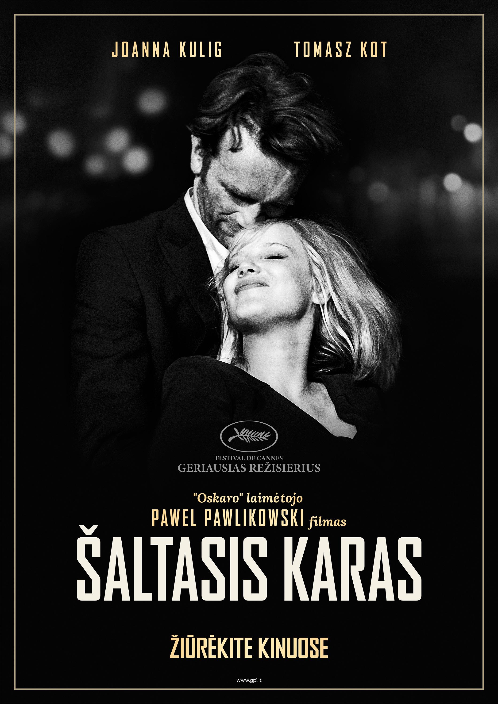 ŠALTASIS KARAS (Cold War)