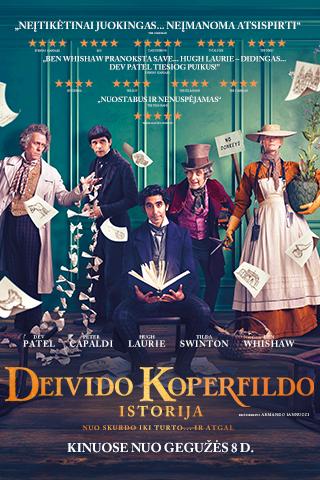 DEIVIDO KOPERFILDO ISTORIJA (The Personal History of David Copperfield)