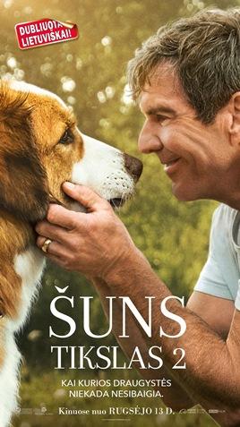 Šuns tikslas 2 (A Dog's Journey)