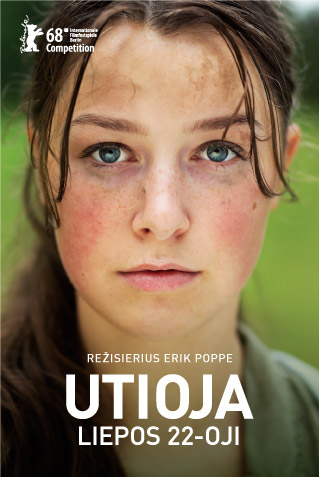 Utioja, liepos 22-oji (Utøya 22. juli)