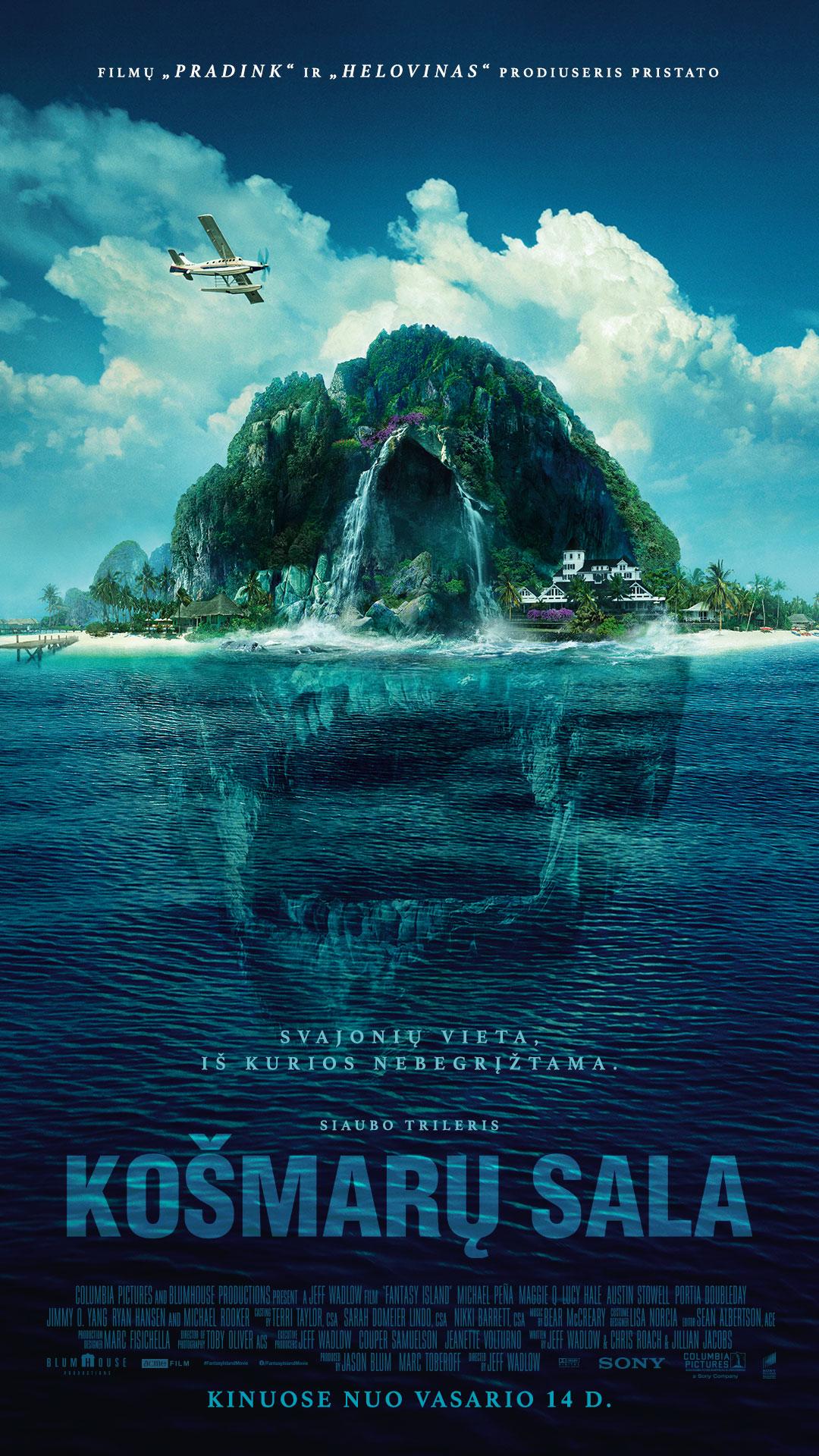 KOŠMARŲ SALA (Fantasy Island)