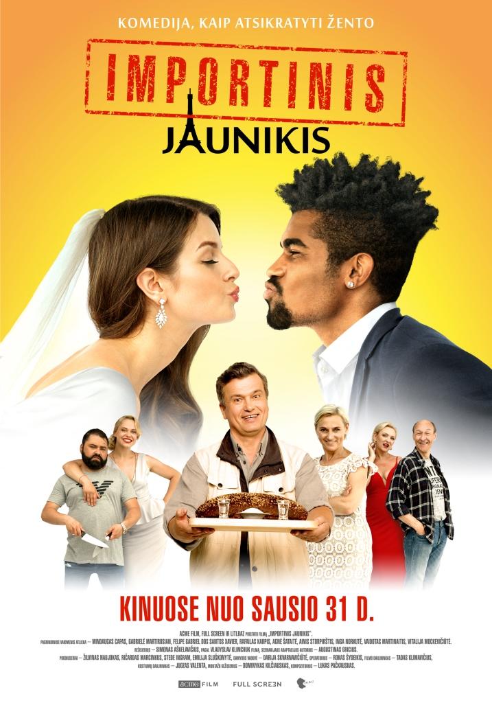 IMPORTINIS JAUNIKIS
