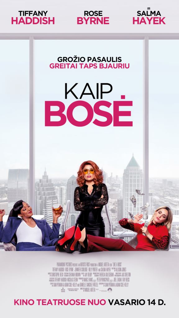 KAIP BOSĖ (Like A Boss)