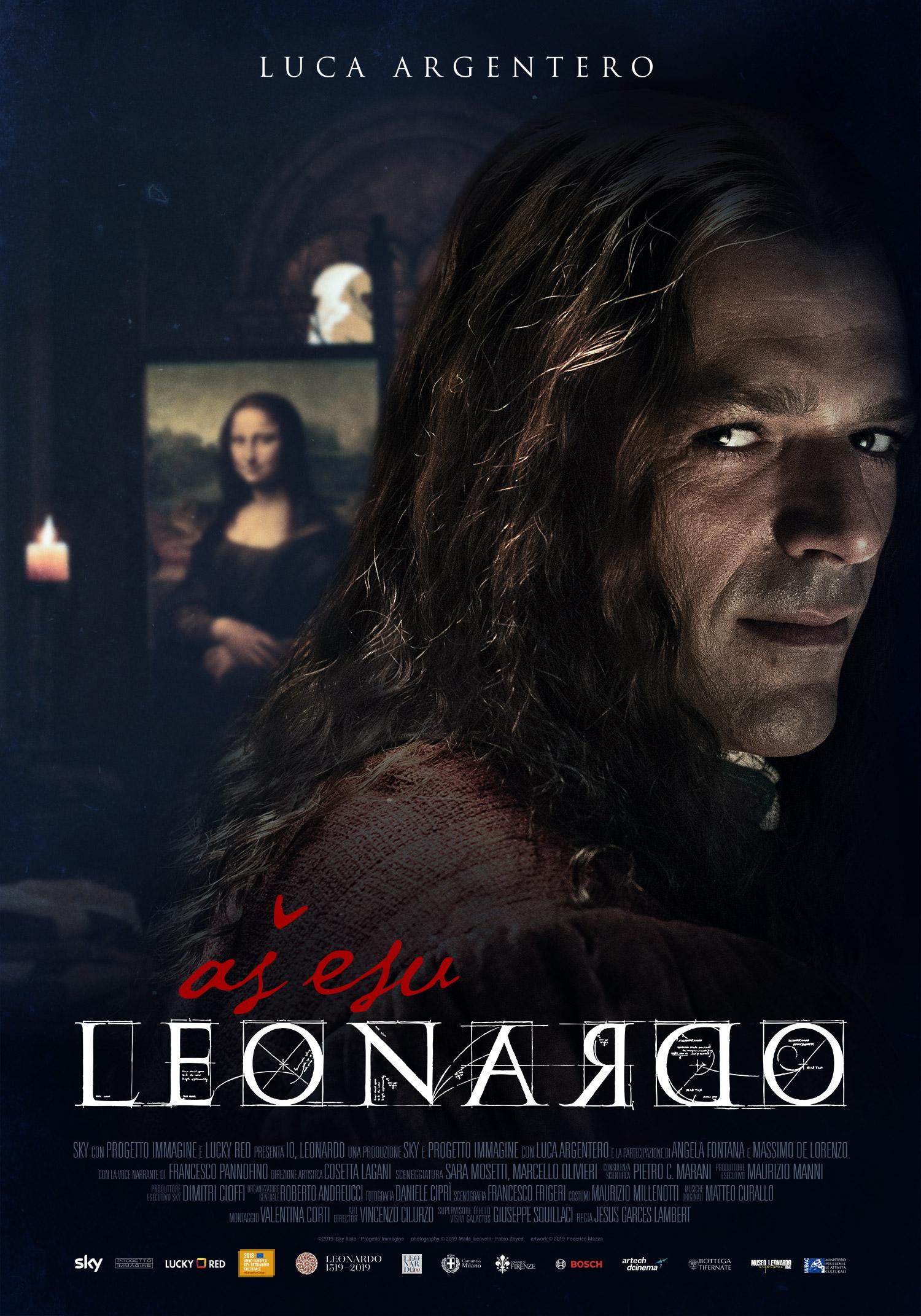 Aš esu Leonardo (I, Leonardo)
