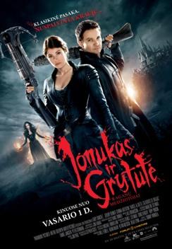 Jonukas ir Grytutė: raganų medžiotojai