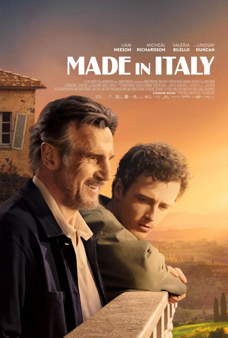 PAGAMINTA ITALIJOJE (Made in Italy)