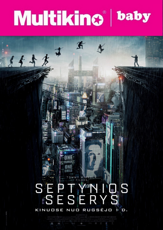 MultiBabyKino: Septynios seserys (Seven Sisters)