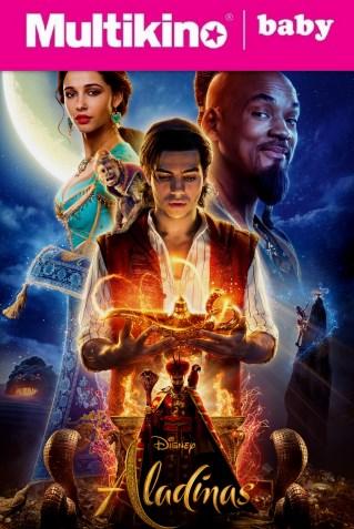 MultiBabyKino: ALADINAS (Aladdin)