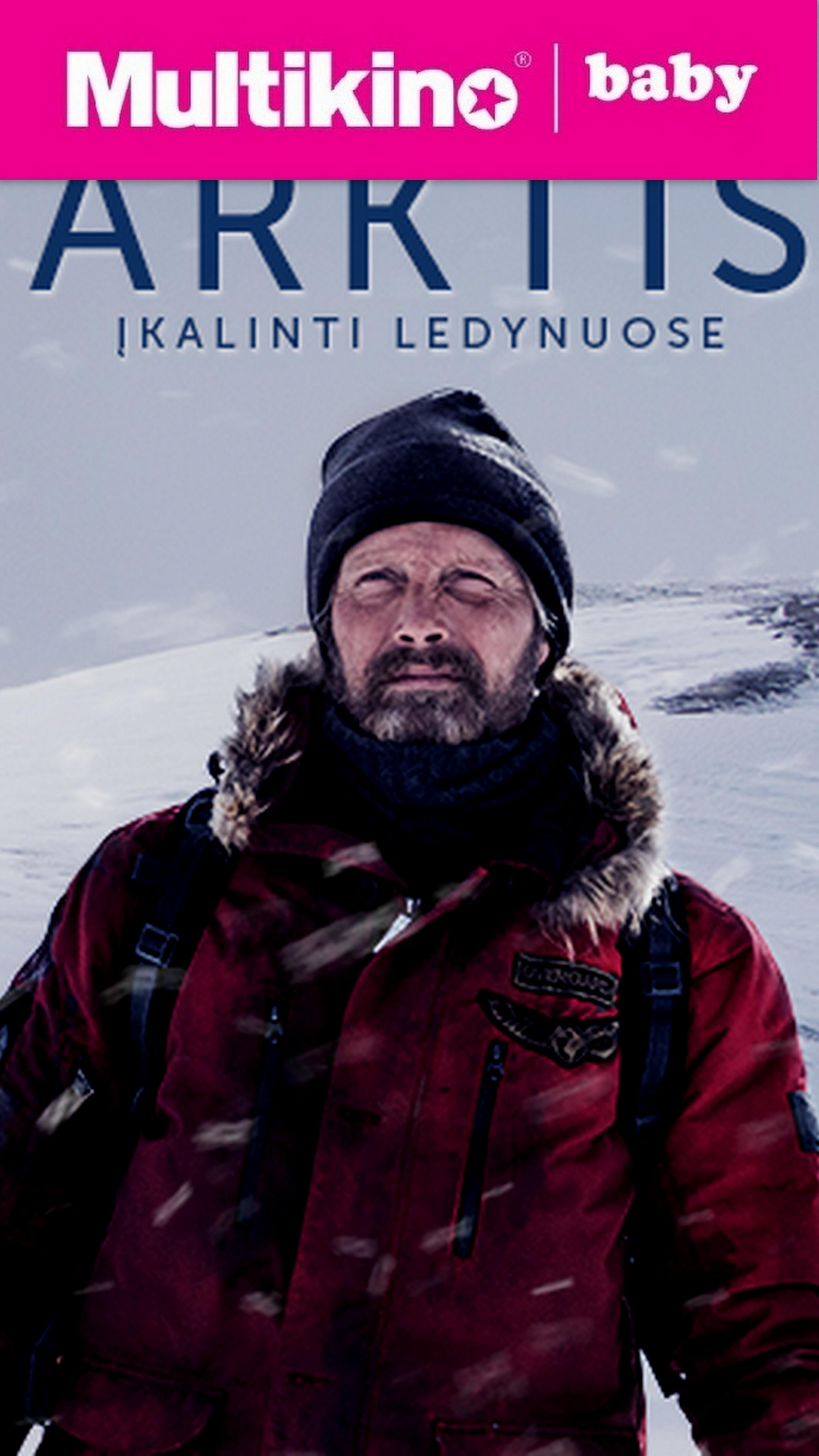 MultiBabyKino: Arktis. Įkalinti ledynuose (Arctic)