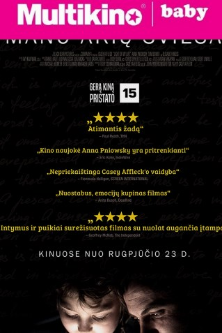 MultiBabyKino: Mano akių šviesa (Light of My Life)