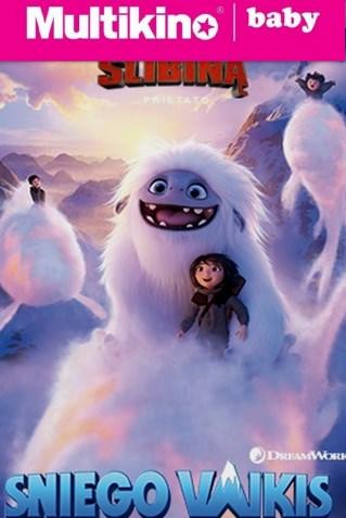 MultiBabyKino: SNIEGO VAIKIS (Abominable)